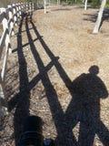 Прогулка Selfie фотоснимка Стоковая Фотография