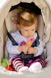 прогулочная коляска младенца Стоковая Фотография RF