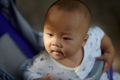 прогулочная коляска младенца Стоковые Фото