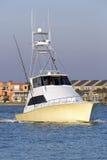 Прогулочное судно Стоковое фото RF