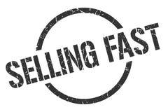 Продавать быстрый штемпель иллюстрация вектора