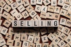 Продажа концепции слова стоковая фотография