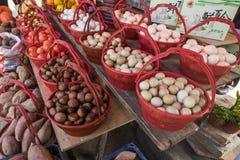 Продукты аграрных и боковой линии Стоковые Изображения