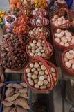 Продукты аграрных и боковой линии Стоковое Фото
