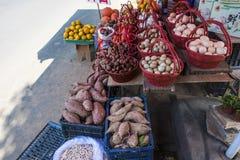 Продукты аграрных и боковой линии Стоковая Фотография