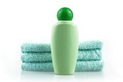 продукты внимательности снимают кожу с полотенца Стоковое Изображение RF