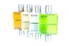 продукты волос тела стоковые изображения