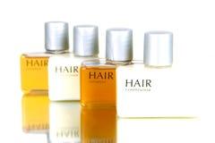 продукты волос тела стоковое изображение