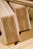 продукты деревянные Стоковое Изображение RF
