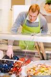 продукты моря еды свежие Стоковое Фото