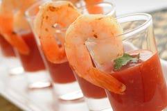 продукты моря закуски Стоковое Изображение RF