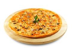 продукты моря пиццы Стоковые Фотографии RF