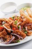 продукты моря тарелки Стоковая Фотография RF