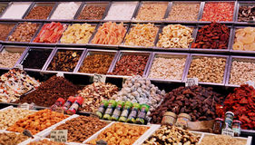 продукты рынка Стоковая Фотография