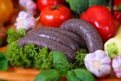 продукты свинины стоковое изображение rf
