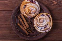 продукты хлебопекарни свежие Стоковые Изображения RF