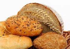 продукты хлебопекарни свежие Стоковые Фотографии RF