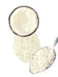 продукт отрезока кокоса Стоковое фото RF