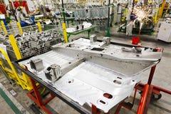 Продукция автомобиля Стоковые Фотографии RF
