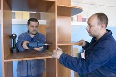 продукция мебели к стоковая фотография rf