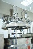 продукция пилюльки оборудования Стоковые Фото