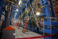 продукция фабрики самолета стоковые фотографии rf