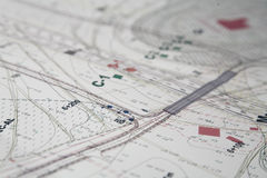 Проект дороги стоковое изображение