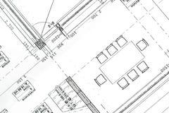 проект жилищного строительства стоковые фотографии rf