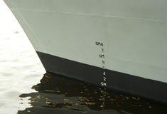 Проект на военном корабле Стоковая Фотография RF