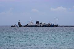 Проект пляжа Бока-Ратон FL Стоковая Фотография