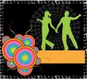 проект танцы Стоковая Фотография