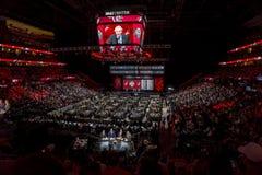 2015 проект NHL - койоты Аризоны Стоковые Фото