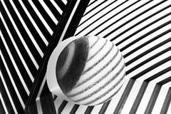 Проекция абстрактного натюрморта Стоковые Фото