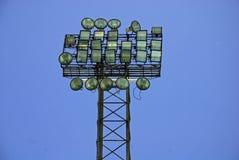 прожекторы Стоковые Фотографии RF