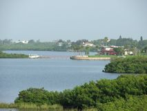 прожитие залива Стоковая Фотография RF