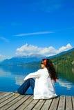 прожитие 8 озер Стоковые Фотографии RF