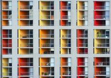 прожитие colourfull Стоковые Изображения