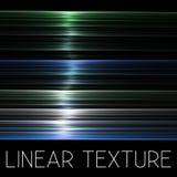Прозрачная линейная текстура на черноте Стоковые Изображения
