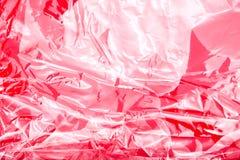 Прозрачная фольга Стоковое Фото