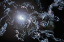 прозрачные двигатели дыма стоковые фото
