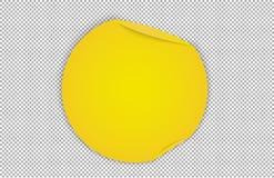 Прозрачный солнечный знак погоды сделанный сложенной бумагой Стоковое Изображение RF