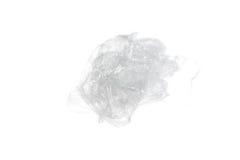 Прозрачный фильм еды Стоковая Фотография RF