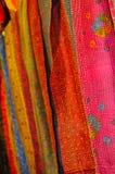 произведенная рука ткани затейливая Стоковое Изображение RF