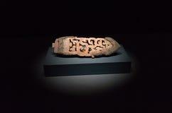 Произведение искусства, династия тяни стоковое изображение