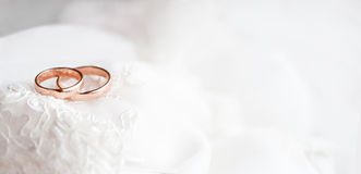 произведенное 3d венчание кольца изображения Стоковые Фото