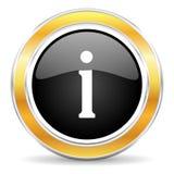 произведенные компьютером данные по изображения иконы Стоковые Изображения RF