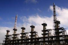 производственные единицы pla кисловочного удобрения азотоводородные Стоковые Изображения