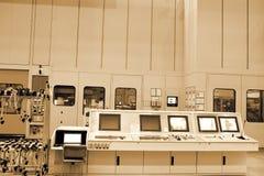 Производственные линии пульт седана стоковые фотографии rf