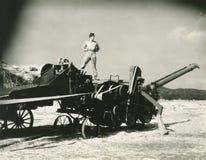 Производить съемку земли стоковая фотография rf