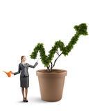 Проинвестируйте для того чтобы увеличить ваши доходы Мультимедиа Мультимедиа стоковая фотография rf